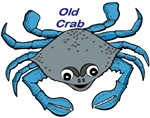 Old Crab - t-shirt and gifts
