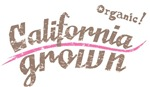 Organic! California Grown