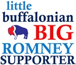little buffalonian BIG ROMNEY SUPPORTER