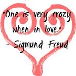 Sigmund Freud Love Quote