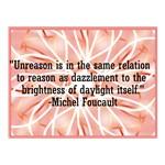 Michel Foucault Brightness Quote