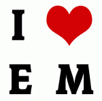 I Love E  M