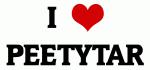I Love PEETYTAR