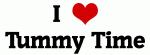 I Love Tummy Time