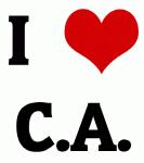 I Love C.A.
