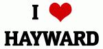 I Love HAYWARD
