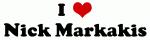 I Love Nick Markakis