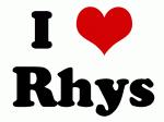I Love Rhys