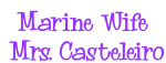 Marine Wife