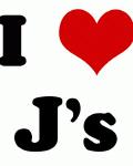 I Love J's