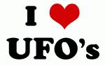 I Love UFO's