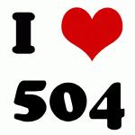 I Love 504