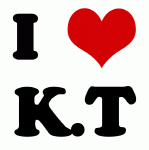 I Love K.T