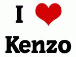 I Love Kenzo