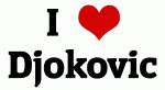 I Love Djokovic