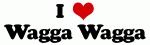 I Love Wagga Wagga