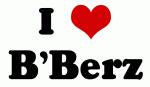 I Love B'Berz