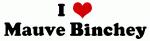 I Love Mauve Binchey