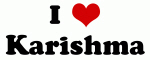 I Love Karishma
