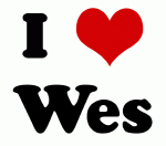I Love Wes