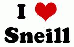 I Love Sneill