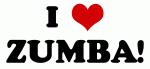 I Love ZUMBA!