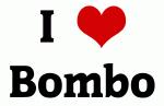 I Love Bombo