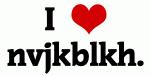 I Love nvjkblkh.