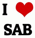 I Love SAB