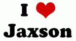 I Love Jaxson