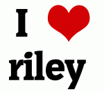 I Love riley