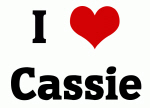 I Love Cassie