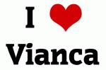 I Love Vianca