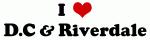 I Love D.C & Riverdale