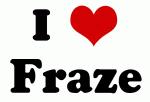 I Love Fraze