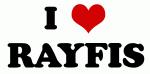 I Love RAYFIS