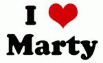I Love Marty