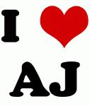 I Love AJ