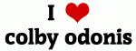 I Love colby odonis
