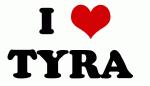 I Love TYRA