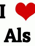 I Love Als