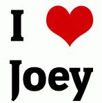 I Love Joey
