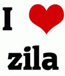 I Love zila