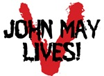V - John May Lives!