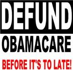 Defund Obamacare