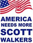 America needs more Scott Walkers