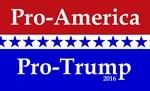 Pro-America Pro-Trump
