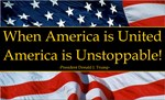America Unstoppable!