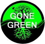 Gone Green Yin Yang