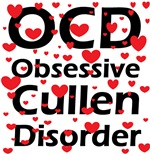Edward Cullen OCD
